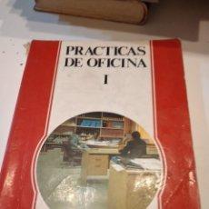 Libros de segunda mano: G-58 LIBRO PRACTICA DE OFICINA I EDITEX. Lote 226148556