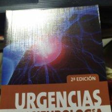 Libros de segunda mano: URGENCIAS EN NEUROLOGÍA HOSPITAL UNIVERSITARIO 12 OCTUBRE. Lote 227775039