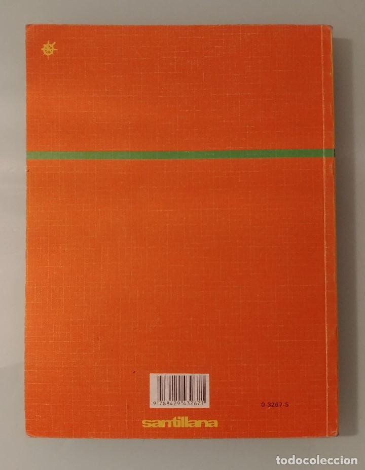 Libros de segunda mano: FÍSICA Y QUÍMICA 2 BUP Santillana 2º BUP - Foto 2 - 227926380