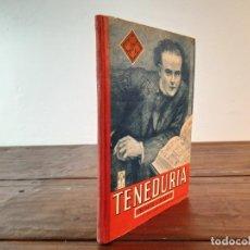 Libros de segunda mano: TENEDURIA DE LIBROS PRIMER GRADO - EDITORIAL LUIS VIVES, 1953, ZARAGOZA. Lote 230286470
