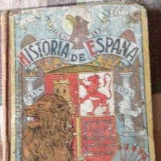 Libros de segunda mano: HISTORIA DE ESPAÑA ESCRITO ALUMNO CAPELLADES. Lote 230478770