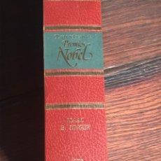 Libros de segunda mano: OBRAS SELECTAS PREMIOS NOBEL (NUEVO) ISAAC B.SINGER 1978. Lote 230570515