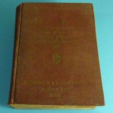 Libros de segunda mano: TEMAS EXÁMENES DE GRADO ELEMENTAL Y SUPERIOR DE BACHILLERATO PROPUESTOS JUNIO Y SEPTIEMBRE 1960. Lote 232026475