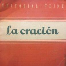 Libros de segunda mano: PÓRTICO, LIBRO DE PRIMERAS NOCIONES F.GARCÍA Y J.CRESPO. AÑO 1963. Lote 232574485