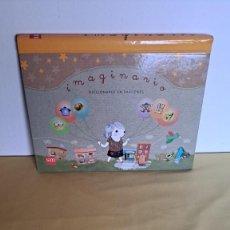 Libros de segunda mano: ANA MORENO - IMAGINARIO, DICCIONARIO EN IMAGENES - EDICIONES SM SEGUNDA EDICION 2008. Lote 235126555