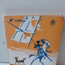 Libros de segunda mano: LENGUA Y LITERATURA. 4 CURSO. EDELVIVES.. Lote 237069805