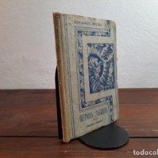 Libros de segunda mano: HISTORIA SAGRADA INFANTIL PRIMER GRADO - EDICIONES BRUÑO, 1945, MADRID. Lote 238386030