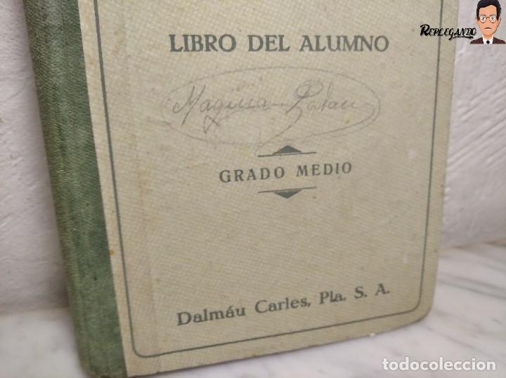 Libros de segunda mano: ANTIGUO LIBRO DE TEXTO RESUMEN LECCIONES DE ARITMÉTICA - JOSÉ DALMÁU CARLES - GRADO MEDIO - 1941 - Foto 3 - 243919895