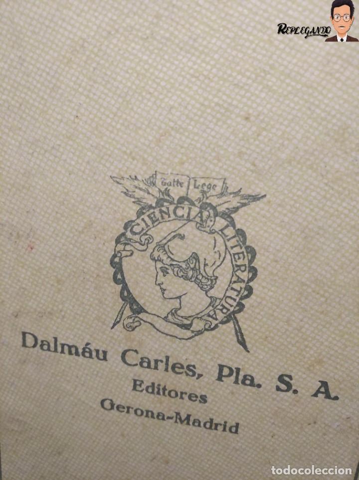 Libros de segunda mano: ANTIGUO LIBRO DE TEXTO RESUMEN LECCIONES DE ARITMÉTICA - JOSÉ DALMÁU CARLES - GRADO MEDIO - 1941 - Foto 5 - 243919895