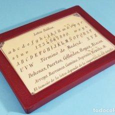 Libros de segunda mano: METODO DE DIBUJO SOTO HIDALGO, CARPETA DE PLASTICO CON 61 FICHAS (COMPLETA) 15,50 X 21 X 2 CM. Lote 243967255