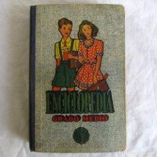 Libros de segunda mano: ENCICLOPEDIA CÍCLICO-PEDAGÓGICA J. DALMAU CARLES 1948, GRADO MEDIO. Lote 244703285