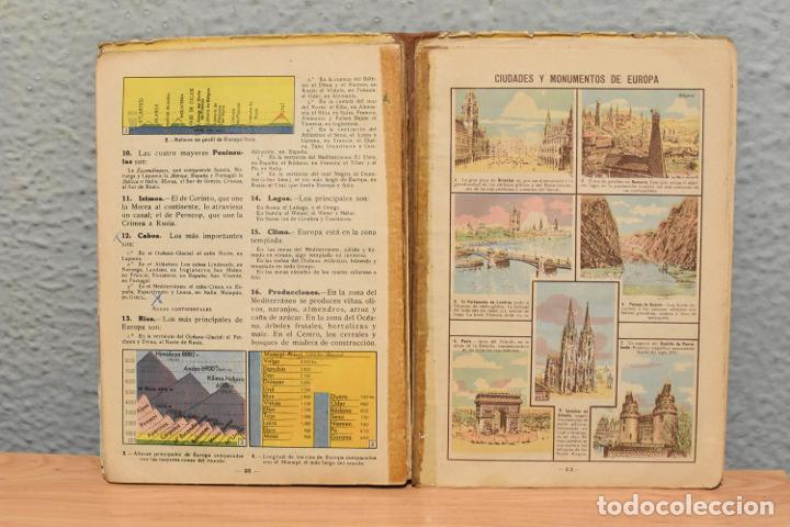Libros de segunda mano: GEOGRAFÍA ELEMENTAL SEGUNDO GRADO-EDICIONES BRUÑO-1954 - Foto 3 - 244884160