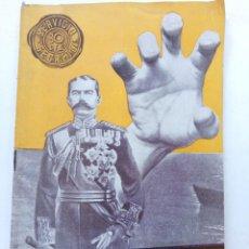 Libros de segunda mano: KITCHENER Y LA SERPIENTE - DOUGLAS HOLT - SERVICIO SECRETO 4 - EDITORIAL FENIX. Lote 245032005