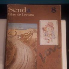Libros de segunda mano: SENDA LECTURA 8. Lote 245124685