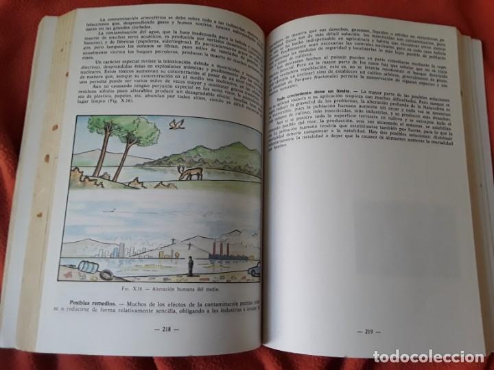 Libros de segunda mano: Ciencias naturales. Ed. Librería general 1976. 1° bup - Foto 5 - 244908075
