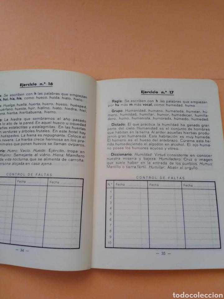 Libros de segunda mano: 1985 BREVE ORTOGRAFIA ESCOLAR MANUEL BUSTOS SOUSA TRATADO COMPLETO DE ORTOGRAFÍA, TAPA BLANDA - Foto 6 - 247689725
