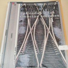 Livros em segunda mão: MATEMÁTICAS 1. BACHILLERATO. SM. 2004.. Lote 247709565