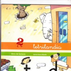 Livros em segunda mão: LETRILANDIA LIBRO DE LECTURA 2 EDELVIVES. Lote 248156925
