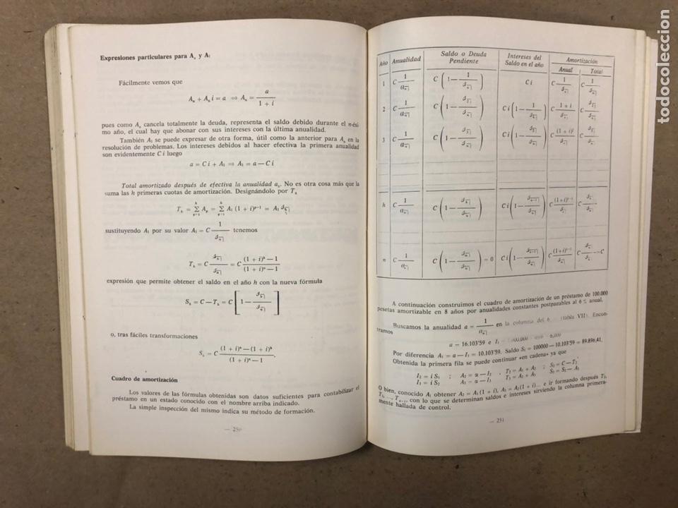 Libros de segunda mano: MATEMÁTICAS CURSO 1ª BUP. VV.AA. EDITORIAL LIBRERÍA GENERAL 1979. - Foto 9 - 248186275