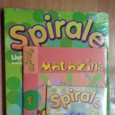 Libros de segunda mano: LIBRO TEXTO SPIRALE 1 FRANCES OXFORD. Lote 251468810