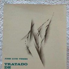 Libros de segunda mano: TRATADO DE SOLFEO CONTEMPORANEO IIC JOSE LUIS TEMES EDICIONES LINEA 27 X 21 X 0,5. Lote 251905900