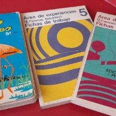 Libri di seconda mano: CIENCIAS DELA NATURALEZA 5 CURSO + FICHASDE TRABAJO ,EDICIÓN PARA EL PROFESORADO .EDITORIAL MIÑON.. Lote 253522460