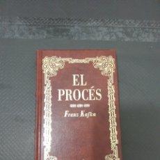 Libros de segunda mano: EL PROCES, FRANZ KAFKA. Lote 254899630