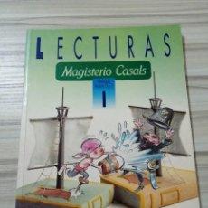 Libros de segunda mano: LECTURAS. PRIMER CICLO. PRIMARIA.. Lote 255453070