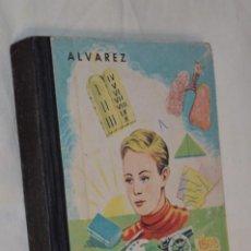 Libros de segunda mano: ORIGINAL 1965 / ENCICLOPEDIA ÁLVAREZ / SEGUNDO GRADO / EN COLOR ¡DIFICILÍSIMO, SIN SEÑALES DE USO!. Lote 256036480