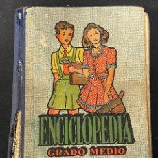 Libros de segunda mano: ENCICLOPEDIA GRADO MEDIO CICLO PEDAGÓGICA. Lote 256109610