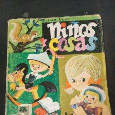 Libros de segunda mano: JOSÉ Mª VILLERGAS NIÑOS Y COSAS PRIMA LUCE. Lote 257579290