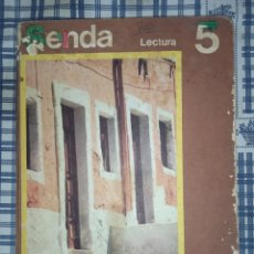 Libros de segunda mano: SENDA LECTURA 5 EGB , SANTILLANA. Lote 257833340