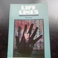 Libros de segunda mano: LIFE LINES. Lote 258060035