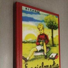Livros em segunda mão: ENCICLOPEDIA PRIMER GRADO / ANTONIO ÁLVAREZ / EDAF EDICIÓN FACSÍMIL 2013. Lote 261829090