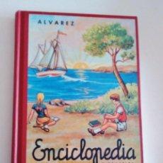 Libros de segunda mano: ENCICLOPEDIA TERCER GRADO VOL 1 AÑO 2003 FACSIMIL EDAF ALVAREZ. Lote 261963360