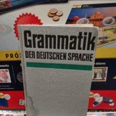 Libros de segunda mano: GRAMMATIK DER DEUTSCHEN SPRACHE....1980..... Lote 261970835