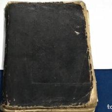 Libros de segunda mano: LIBRO ARITMETICA Y GEOMETRIA - 1932 - VER FOTOS BASTANTE DETERIORADO. Lote 262326560