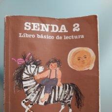 Libros de segunda mano: SENDA 2. Lote 262415635