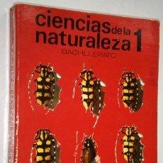 Libros de segunda mano: CIENCIAS DE LA NATURALEZA 1º BUP / NOGUEIRA Y ARBOSA / EDICIONES SM EN MADRID 1980. Lote 263193240