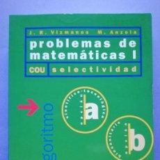 Livros em segunda mão: ALGORITMO.PROBLEMAS DE MATEMÁTICAS I.COU.SM.1999.SIN USAR POR DENTRO. Lote 265883438