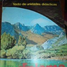 Livros em segunda mão: LIBRO TEXTO DIPLOMA TERCER CURSO TEXTO DE UNIDADES DIDÁCTICAS SANTILLANA 1967. Lote 267533769