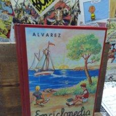 Livros em segunda mão: ENCICLOPEDIA ÁLVAREZ. TERCER GRADO. FASCIMIL.. Lote 267636479