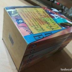 Libros de segunda mano: PACK DE 6 LIBROS COMPLETO EN SU ESTUCHE MANUALES DE LA LENGUA ESPAÑOLA EDIMAT AJ55. Lote 267647809