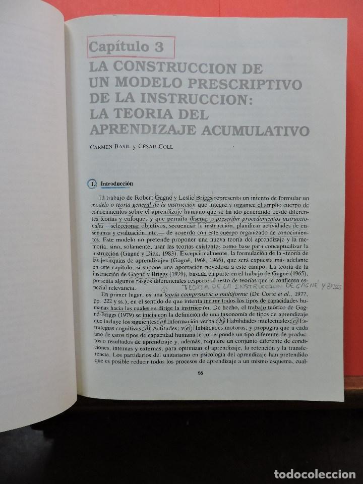 Libros de segunda mano: Desarrollo psicológico y educación II. Psicología de la Educación. César Coll, Palacios, Marchesi - Foto 6 - 269027674