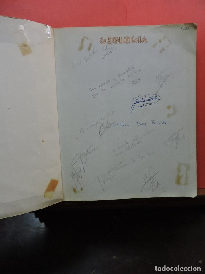 Libros de segunda mano: Geología. MULAS SÁNCHEZ, J. y MORILLO-VELARDE, María J. COU Santillana 1984 - Foto 2 - 269028689