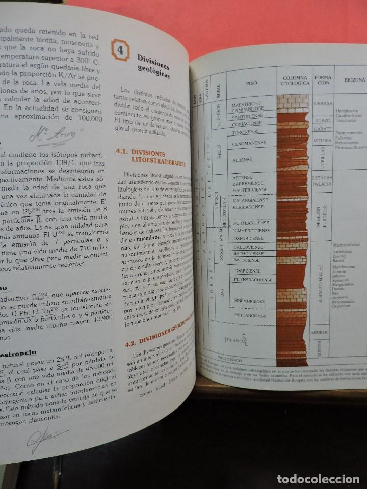 Libros de segunda mano: Geología. MULAS SÁNCHEZ, J. y MORILLO-VELARDE, María J. COU Santillana 1984 - Foto 6 - 269028689
