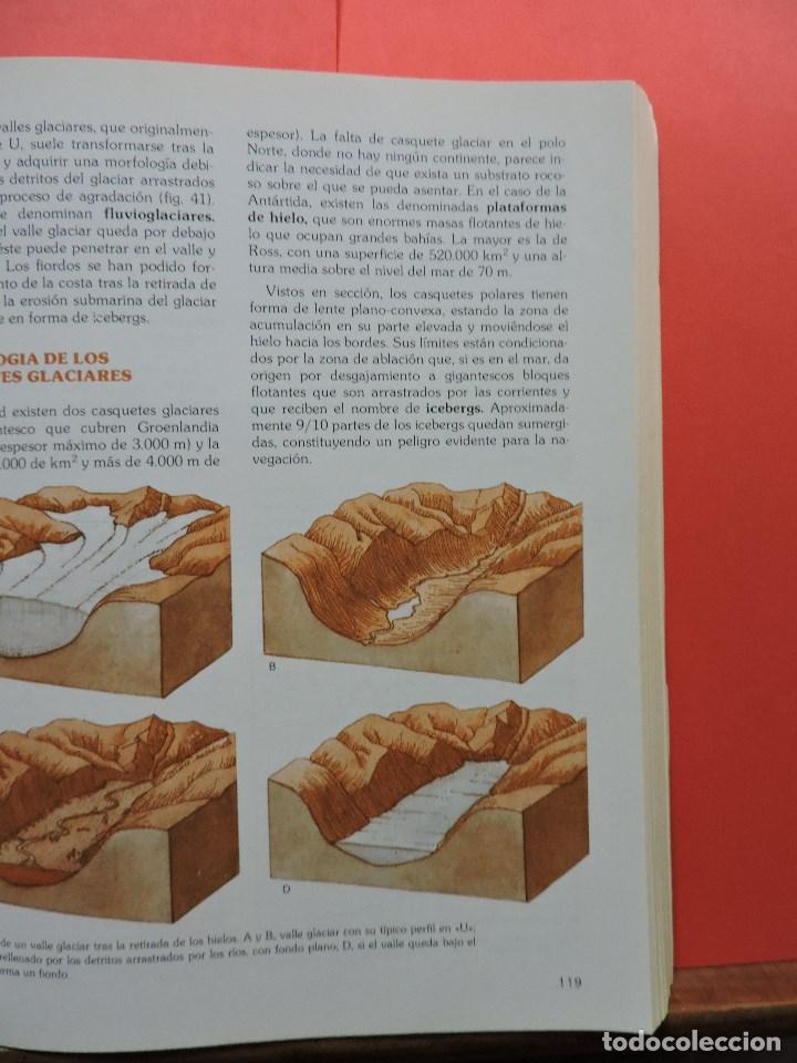 Libros de segunda mano: Geología. MULAS SÁNCHEZ, J. y MORILLO-VELARDE, María J. COU Santillana 1984 - Foto 7 - 269028689