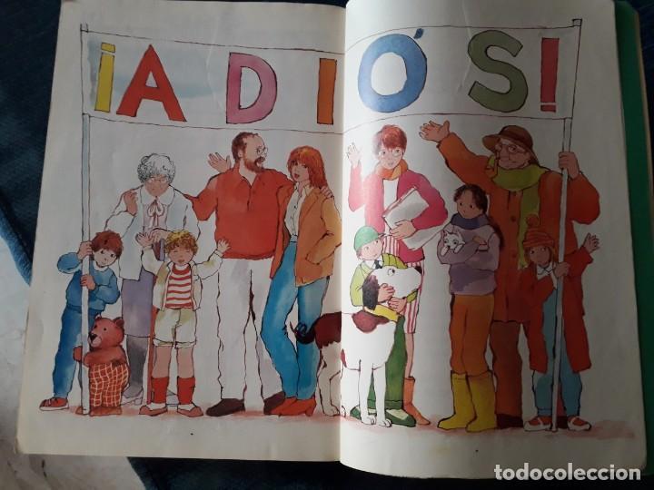 Libros de segunda mano: ANTOS 1º. BORJA Y PANCETE. ED. ANAYA. VER FOTOS.1984 - Foto 5 - 269045888