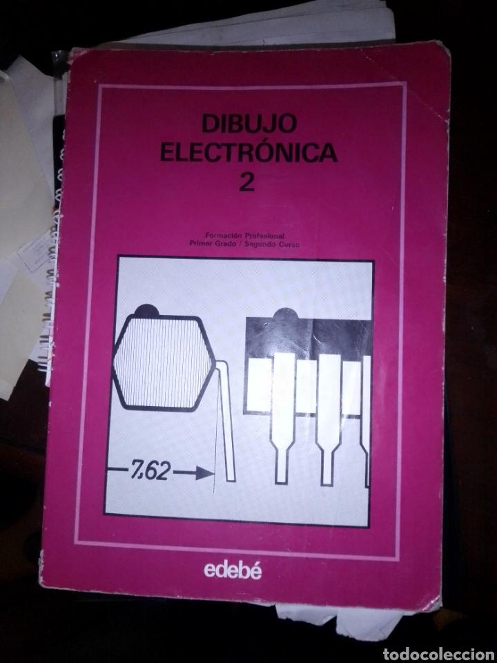 DIBUJO ELECTRÓNICA 2 (Libros de Segunda Mano - Libros de Texto )