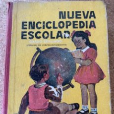 Libros de segunda mano: NUEVA ENCICLOPEDIA ESCOLAR, GRADO SEGUNDO, 1954 (CAJ 4). Lote 269213988